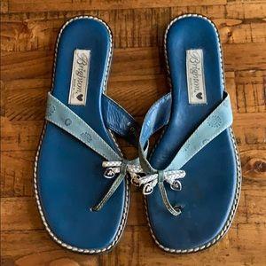Brighton turqoise sandals